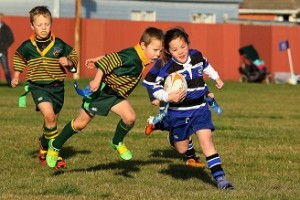 Under 9 Rugbygroup Players